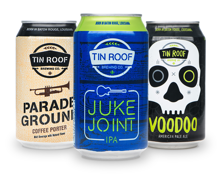 The Folks Behind Tin Roof Are A Lively Bunch. Weu0027re Here To Make The Best  Craft Beers. So Cheers!
